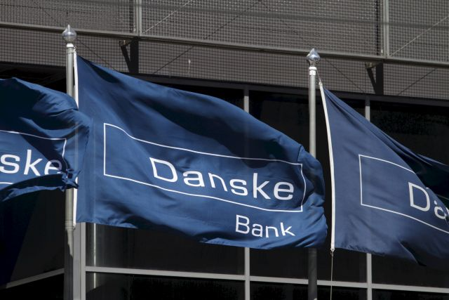 Danske Bank branch in Tallinn, Estonia, 03 August 2018. Estonian Prosecutor General Lavly Perling said on 31 July, that they launched a criminal investigation over Danske Bank over money laundering allegations. According to reports 03 August the Estonian parliament investigation will start in September. Danske Bank Estonia branch is alleged to have been involved in money laundering between 2007 and 2015. EPA/VALDA KALNINA