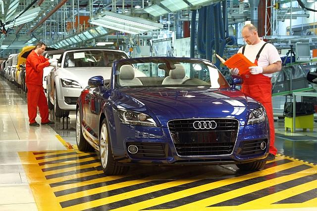 Az Audi is akar egy részt az okosautó-piacról.
