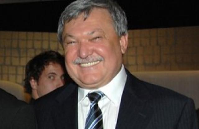 Csányi Sándor, az OTP elnök-vezérigazgatója