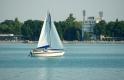 Nem akárhogy vigyáznak a rendőrök a Balatonnál nyaralókra