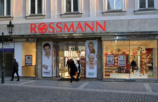 Rossmann Prágában (Wikimedia Commons)