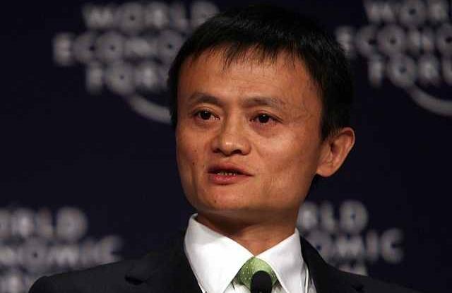 Jack Ma. Kép forrása: Wikipedia