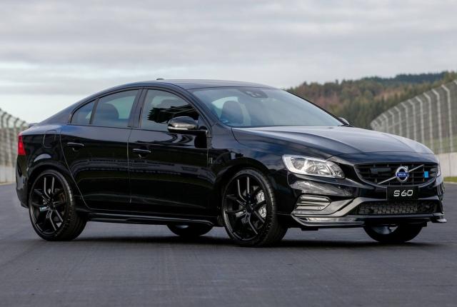 A V60 és S60 modellekből mindössze 750 darabot akarnak eladni idén világszerte. Fotó: Polestar Facebook