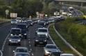 Több kilométeres dugó van az autópályán - érdemes kerülni