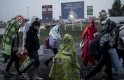 Tombol a menekültválság: majdnem egymillióan érkeztek Németországba - frissítve
