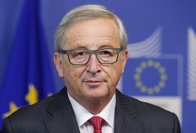 Jean-Claude Juncker. Forrás: EPA