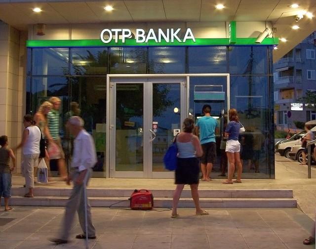 OTP Banka, Horvátország, Makarska (fotó: Wikimedia Commons)