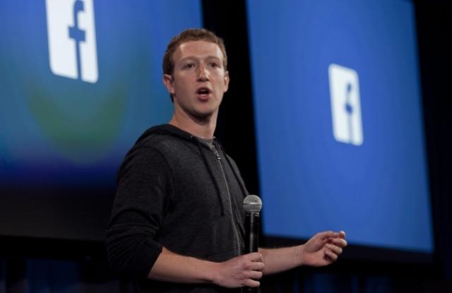 Mark Zuckerberg. Kép forrása: EPA