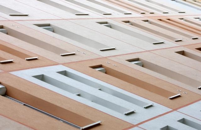 Panelépület a kaposvári Toldi utcában.  MTI Fotó: Varga György