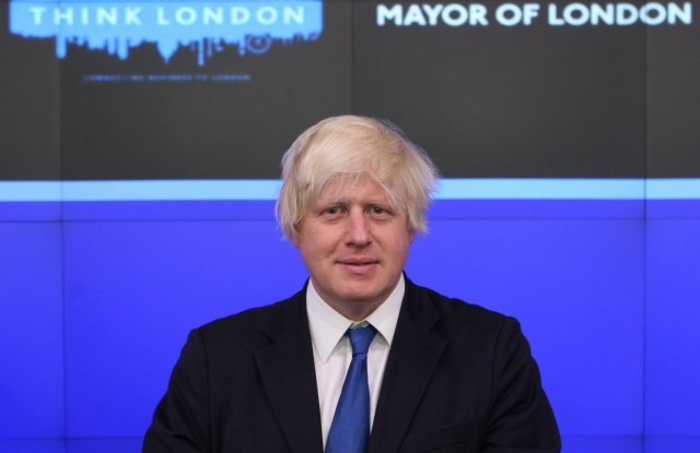 Boris Johnson. Forrás: Wikimedia commons