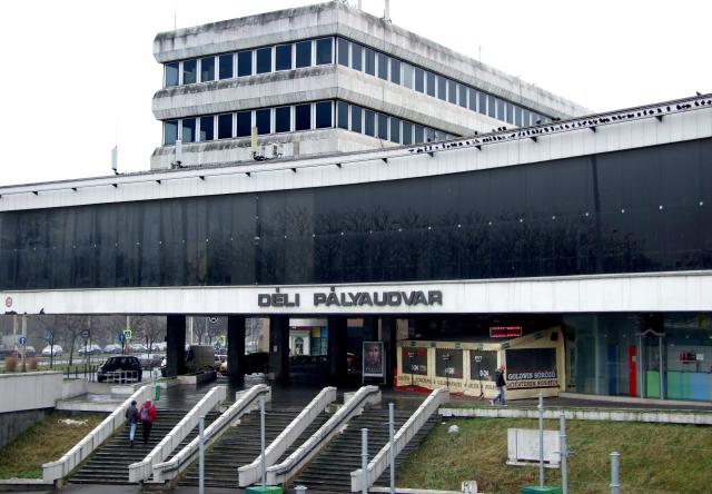 A Déli pályaudvar. Kép forrása: MTI