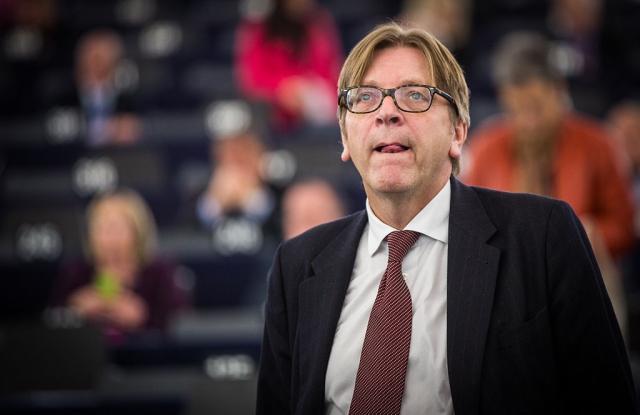 Guy Verhofstadt© Claude Truong-Ngoc / Wikimedia Commons