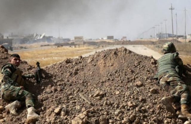 Megindult a roham az Iszlám Állam utolsó iraki bázisa ellen