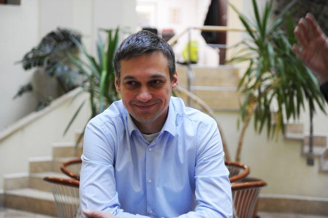 Csákay Mátyás, a MagNet Bank informatikai vezetője