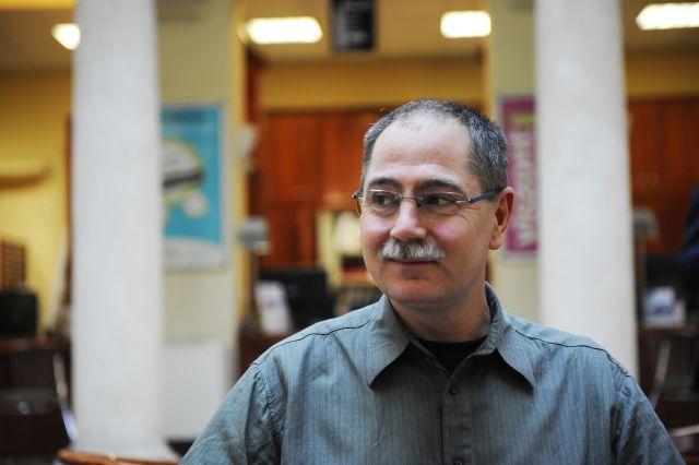 Stygár László, a Számlázz.hu szolgáltatás-fejlesztési vezetője.