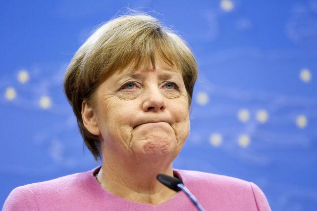 Angela Merkel (Kép forrása: EPA)