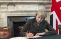Uniós vezetőket hívott fel a brit miniszterelnök – erről beszéltek