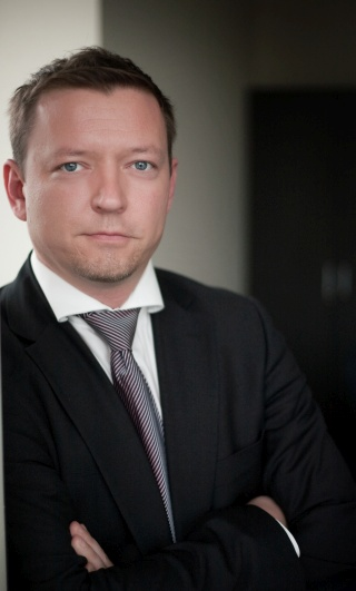 Varga Zalán, az Erste Alapkezelő értékesítési igazgatója