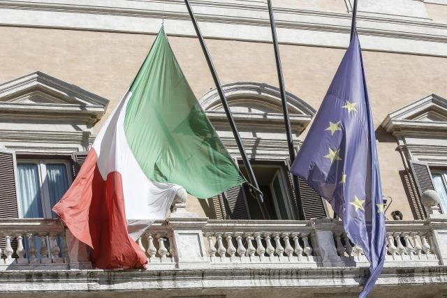 EPA/Giuseppe Lami