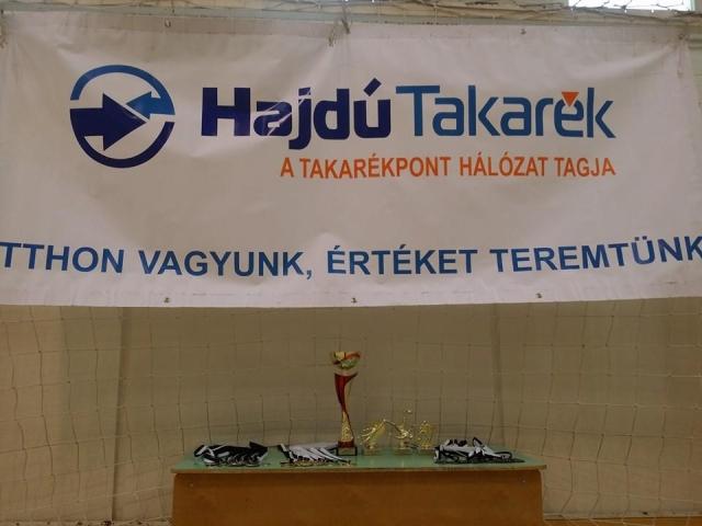 Fotó: Facebook / Hajdú Takarék Leány Futsal Torna