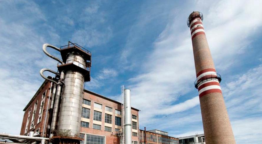 A soproni erőmű (Kép forrása: sopronieromu.hu)