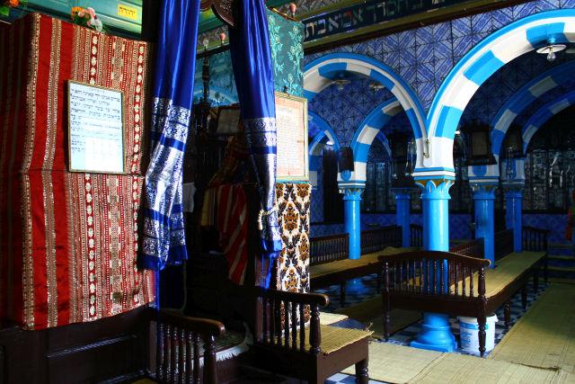 A La Ghriba zsinagóga (Fotó: Böjte Csenge)
