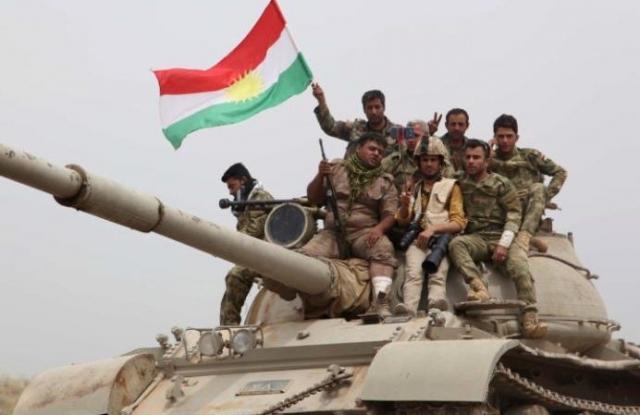A kurdok is szorítottak egyet az Iszlám Állam körüli csapdán