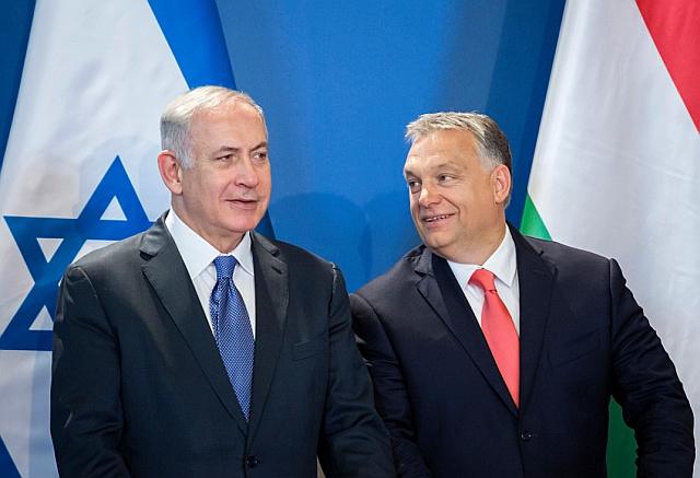 Orbán Jeruzsálemben – Netanjahu és Trump háborút akar Iránnal