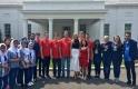 Óriási siker: magyar diákok jártak a Fehér Házban