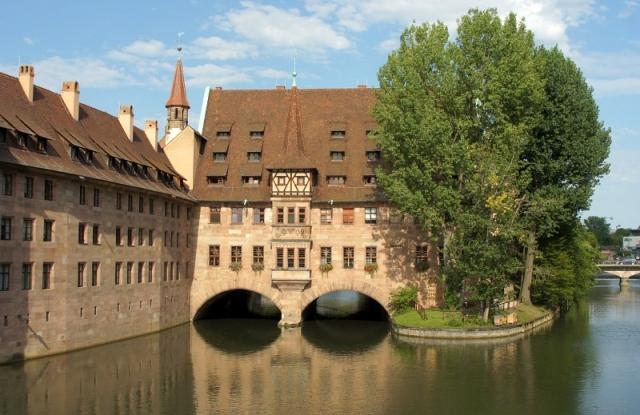 Nürnberg, középkori kórház