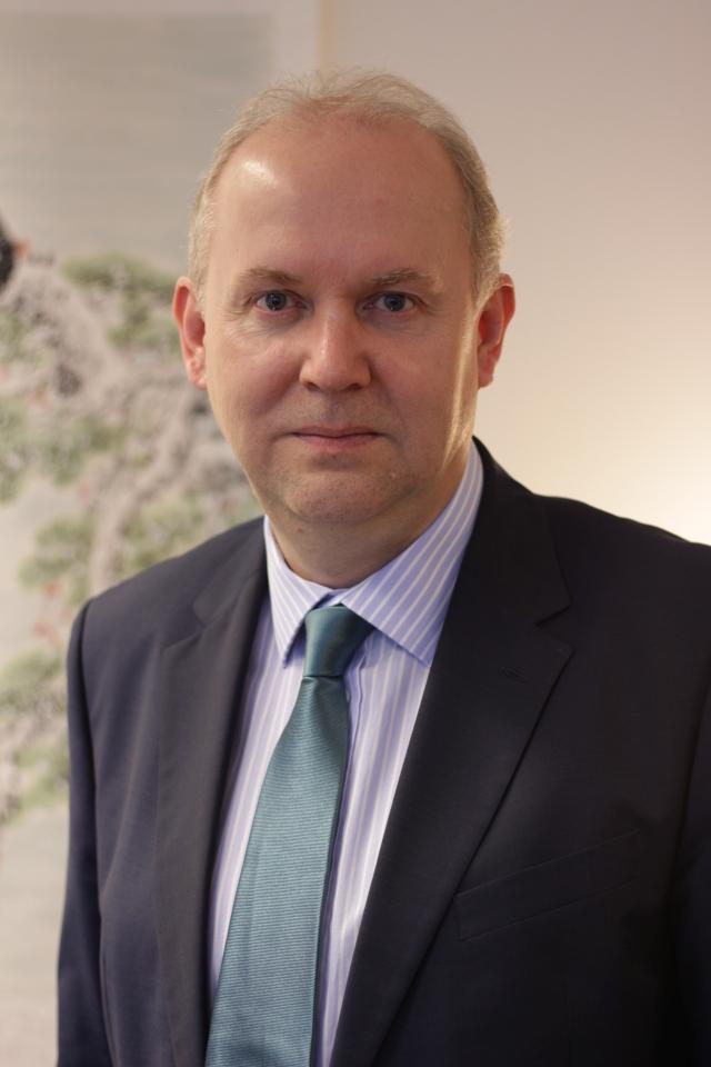 Katona Zsolt, az MFB Invest vezérigazgatója