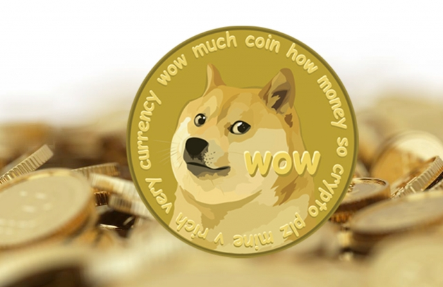 Dogecoin, a bitcoin-paródia
