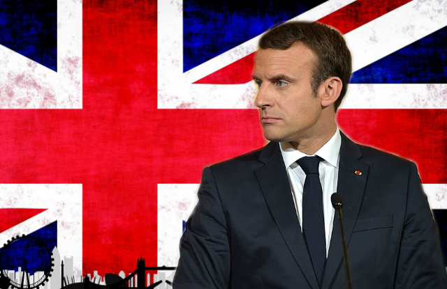 Emmanuel Macron Forrás  Visita de Trabajo a Francia Wikimedia Commons  Szerző  Presidencia de a74492a06d
