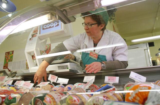 Az Uni Coop élelmiszerlánc szerencsi üzlete (Fotó forrása: MTI Fotó, Vajda János)