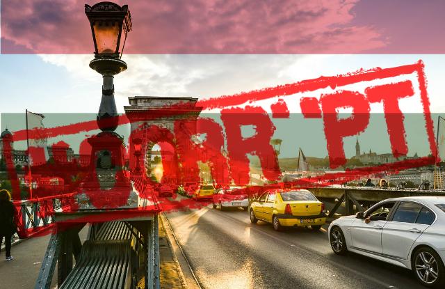 Friss hírek: A régióban az elmúlt hat évben Magyarország korrupció elleni teljesítményének a megítélése zuhant a legnagyobbat. A Transparency International (TI) nemzetközi civil szervezet jelentése szerint különösen azokban az országokban nagy a korrupció, amelyekben a sajtó és a civil szervezetek védelme gyenge.