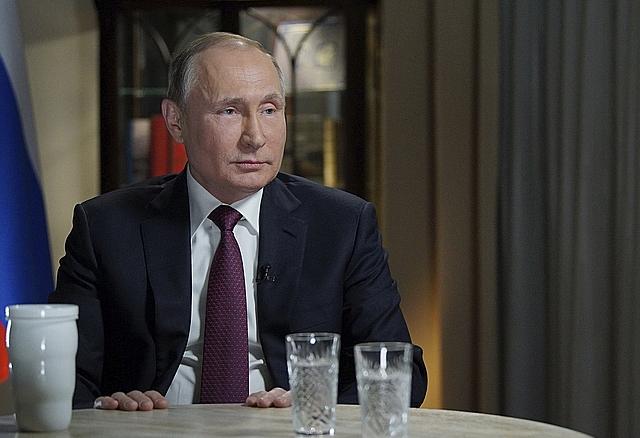 (MTI/AP/Szputnyik pool/Elnöki sajtószolgálat/Alekszej Druzsinyin)