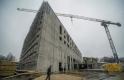 Robbanás a magyar építőiparban: daruk sötétítik el az eget
