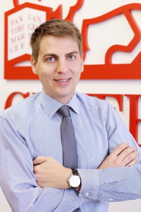 Pallag Róbert, a Generali Alapkezelő befektetésekért felelős vezetője