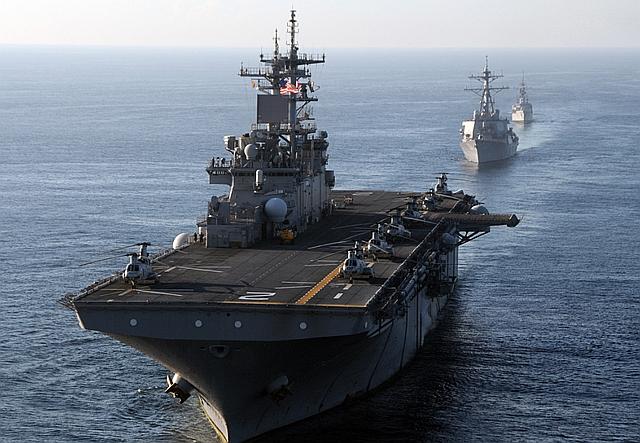 (Wikimedia Commons: U.S. Navy photo/Mass Communication Specialist 1st Class Mark R. Alvarez)