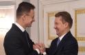 Tovább dől az orosz gáz Magyarországra