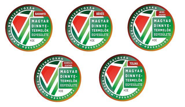 Ha ezt a logót látod, biztos magyar dinnyét vettél