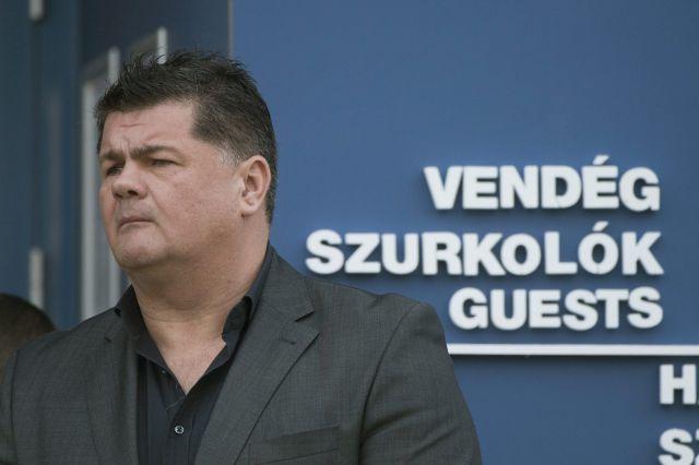Nyerges Zsolt (MTI Fotó: Koszticsák Szilárd)