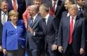 Meglepő kijelentés Merkeltől - mégis barátkozna Trumppal?