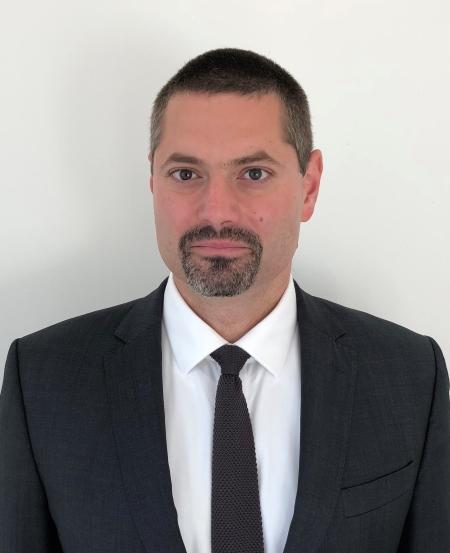 Mészáros Tamás, a CIB nagyvállalati üzletágának vezetője
