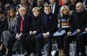 Trump nekiment a francia elnöknek