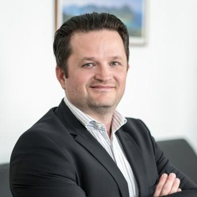 Barlai Róbert, az OTP Bank Regionális Treasury ügyvezető igazgatója