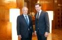 Nagy hepaj lett Ausztriában Orbán mumusának látogatásából