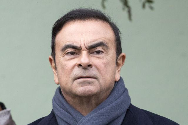 Carlos Ghosn (MTI/EPA/Etienne Laurent)