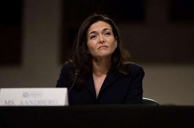 Sheryl Sandberg (Fotó: New York Times)