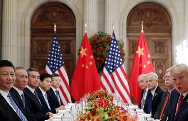 Úgy döntött a piac, hogy Trump békét köt Kínával